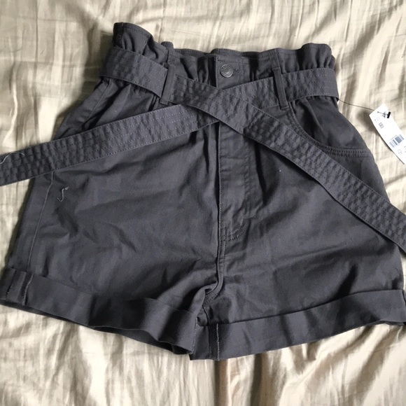 Garage xs courdoy shorts new with tags